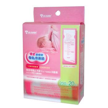 任-優生超優存母乳冷凍袋200ml20入