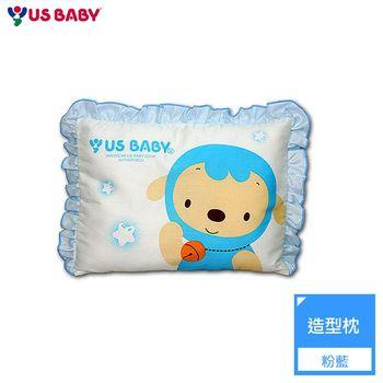 優生綿羊嬰兒枕-(藍)/(粉)