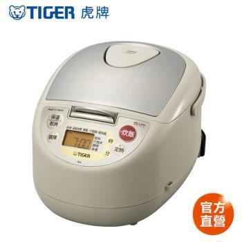 【TIGER 虎牌】日本製10人份1鍋3享微電腦炊飯電子鍋(JBA-T18R-CUX)