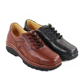 GREEN PHOENIX 男仕綁帶款休閒男氣墊鞋(男鞋)T11-10A13