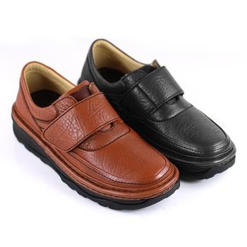 GREEN PHOENIX 真皮氣墊男休閒鞋(男鞋)T11-10032