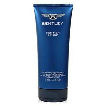 BENTLEY賓利 藍天香水洗髮沐浴精200ml 贈隨機針管香水一份