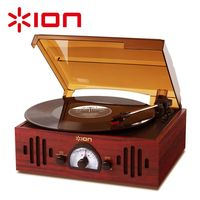 Ion Audio Trio LP 老上海古董AM/FM黑膠唱機