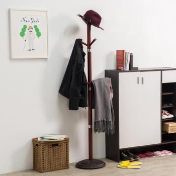 【尼克斯】華麗金屬環衣帽架