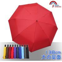 Kasan 新大無敵自動開收雨傘(大紅)