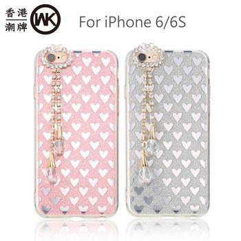 WK Design香港潮牌 克拉克手機保護殼(iPhone 6S)
