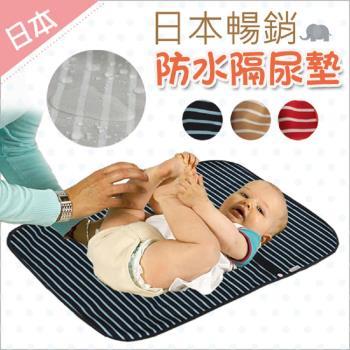 【日本熱銷品牌 】嬰兒防尿墊 防水尿布墊-三色選