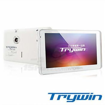 Trywin 3DX 高畫質5吋行車記錄衛星導航機附8G卡-禮