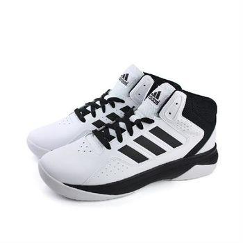 adidas CLOUDFOAM ILATION MID 運動鞋 男鞋 白x黑 no373