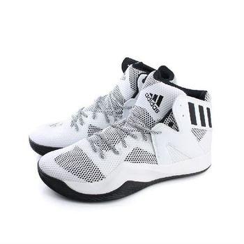 adidas Crazy Bounce 籃球鞋 白色 男鞋 no379