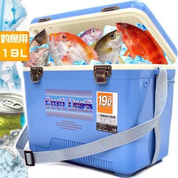 [COOL LINER] 19L釣魚專用冰桶