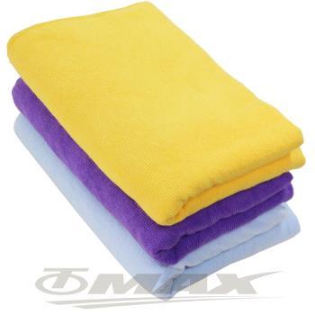 omax台製超細纖維大浴巾-2入(隨機出貨)