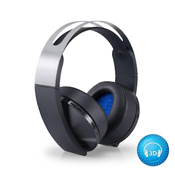 SONY PS4原廠 3D環繞音效 7.1虛擬聲道 無線耳罩耳機組 CECHYA-0090