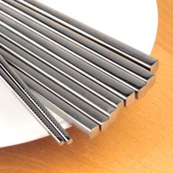 Artist精選 Kiyodo 304不鏽鋼筷5雙-款式隨機