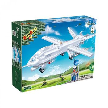 【BanBao 積木】國防系列-美捕食者無人機 6203