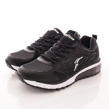 GOODYEAR-緩震氣墊運動鞋-MR73150黑-男款