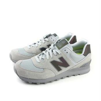 NEW BALANCE 574系列 復古鞋 男鞋 灰色 no156