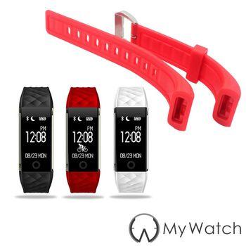 My Watch-第七代S2 藍牙智慧手環-錶帶