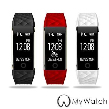 My Watch- IP67防水心率監測運動藍牙智慧手環 S2