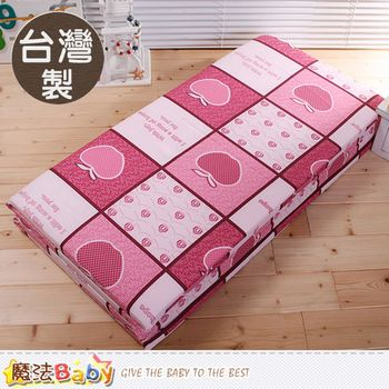 魔法Baby~台灣製單人3x6尺4折透氣床墊~u2109