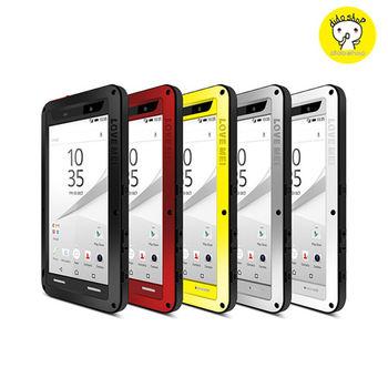 Dido shop SONY Z5 Premium 金屬防摔手機殼 YC136