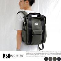【TRICKSTER】日本機能包 後背電腦包 PC筆電後背包 大容量 手提托特雙肩包【tr1604】