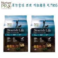 【NurturePRO】天然密碼 低敏鮭魚成犬配方 5.7公斤 X 2包  買就送