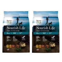 【NurturePRO】天然密碼 低敏鮭魚成犬配方 1.8公斤 X 2包