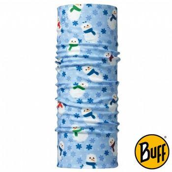 BUFF 藍色雪人 寶寶頭巾