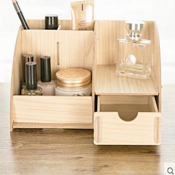 [協貿國際]   創意桌面收納盒首飾儲物盒