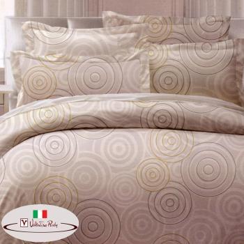 【Valentino Rudy】雲圈6件舖棉床罩組 –雙人