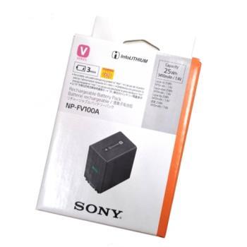SONY V 系列鋰電池 NP-FV100A 超高容量鋰電池~公司貨原廠盒裝