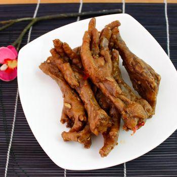 那魯灣 香滷花椒麻辣雞腳   5包(真空包/300g/包)