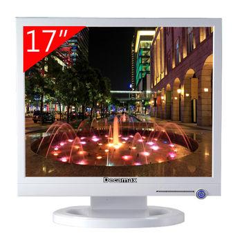DecaMax 17吋監控用多功能液晶顯示器(YT1720H)+類比視訊盒