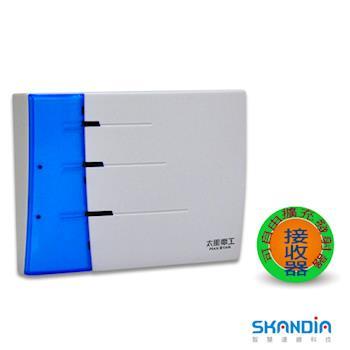 【太星電工】SKANDIA組合式門鈴/電池式接收器 DL480
