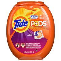 美國汰漬Tide 第三代洗衣凝膠球(2020g/81顆)*1
