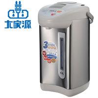 (福利品)大家源 4.2L 304不鏽鋼3段定溫熱水瓶 TCY-2024