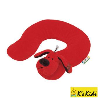 【Ks Kids 奇智奇思】幼童汽車護頸枕(多款可選)