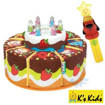 【Ks Kids】會唱歌的生日蛋糕(SB00227)