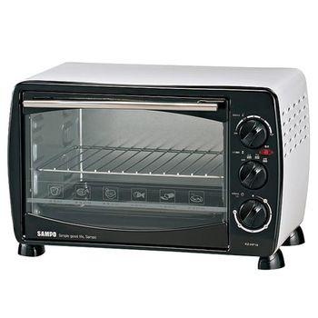 聲寶19L電烤箱 KZ-HF19