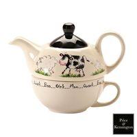 【PK】農場系列茶壺馬克杯組