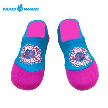 俄羅斯MADWAVE junior aquasocks SPLASH 兒童用透氣防滑潛水襪/浮潛襪