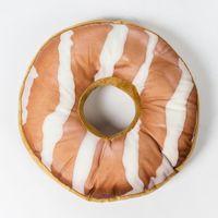 仿真甜甜圈造型抱枕腰靠枕坐墊