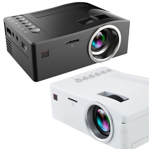 【IS愛思】60吋HDMI行動便攜微型投影機 P-018