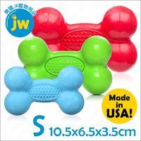 美國JW《藏食骨S》抗憂鬱塞食益智玩具,可當慢食碗