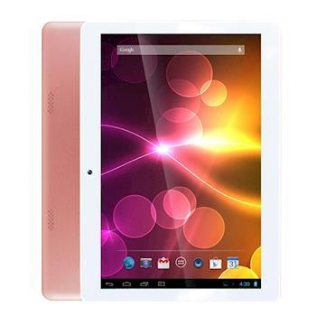 【IS愛思】王者天下 玫瑰金限定版 10.1吋八核架構3G通話平板電腦(2G/16GB)
