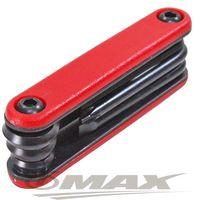 omax台製七合一折疊工具組-1入(顏色隨機)
