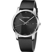 Calvin Klein City Gity 都會系列時尚腕錶 K2G2G1C1