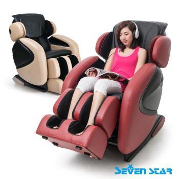 SevenStar 七星級摩幻空間臀感按摩椅 SC-671