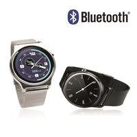 【iPlug SmartWatch SW1】精鋼藍牙圓形智慧型手錶(通話心率型)